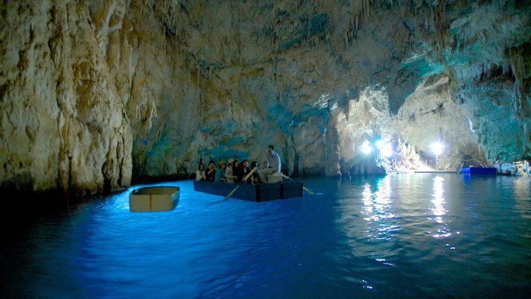 Grotta dello Smeraldo, un gioiello della Costiera Amalfitana